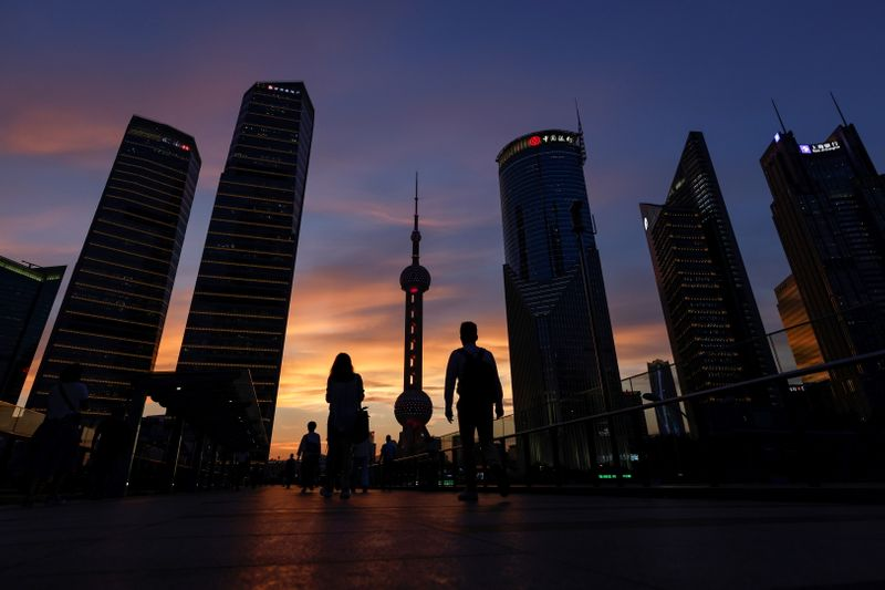 China says it will continue to open up financial sector
