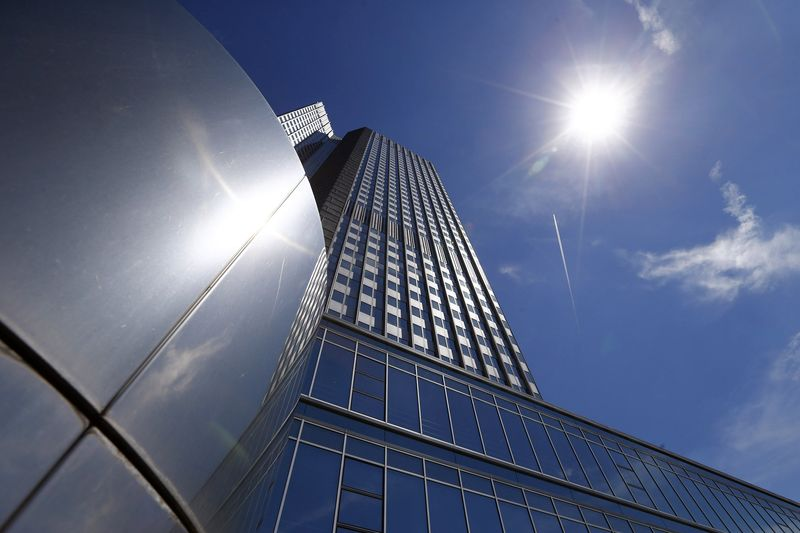 ECB Issues New Guidance, Sees Bond Buying Continuing at Elevated Rate