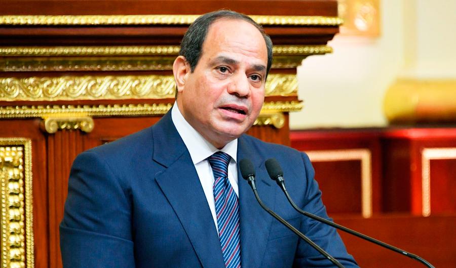 Egyptian President Abdel-Fattah el-Sissi. (AP file photo)