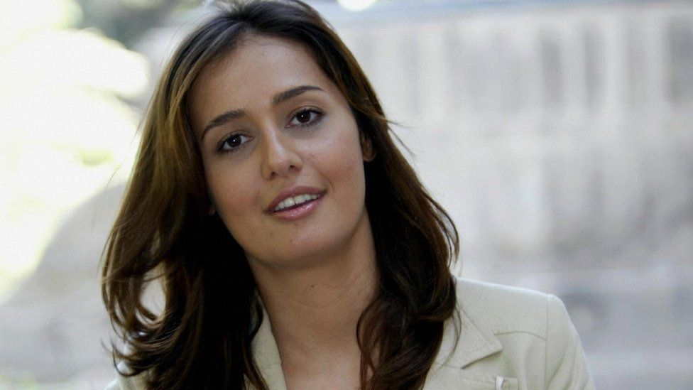 """The Egyptian Actors' Syndicate has criticized actress Hala Shiha's changed attitude toward the movie """"This Is Not Me"""" (Mesh Ana). (AFP/File Photo)"""
