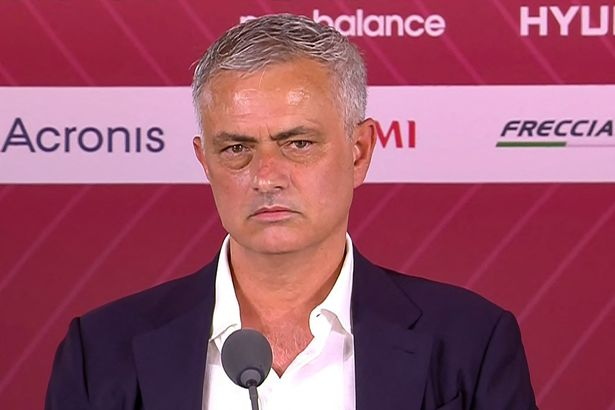 Jose Mourinho wants good results from his Roma side