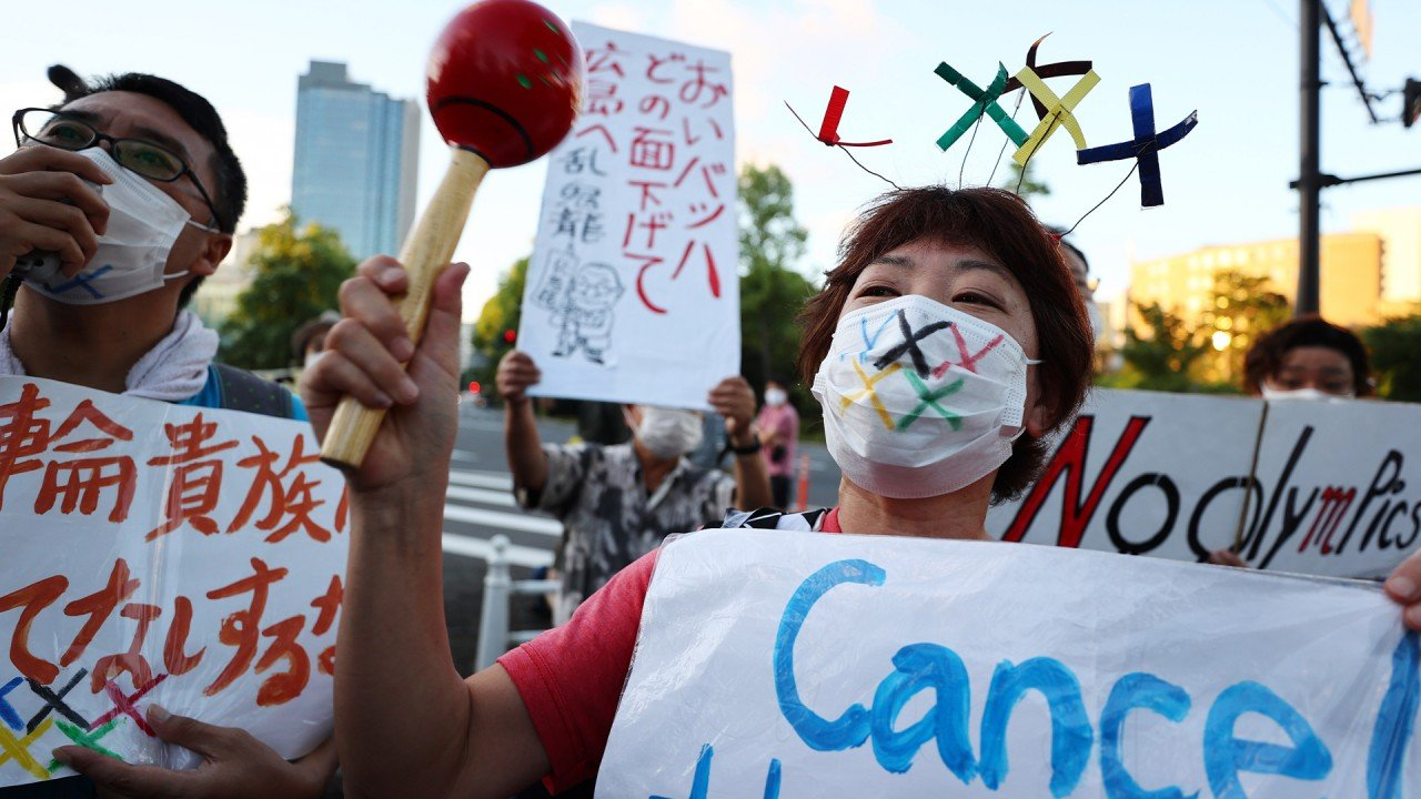 Tokyo Olympics case cluster fears rise as first Covid-19 infections found at athletes' village