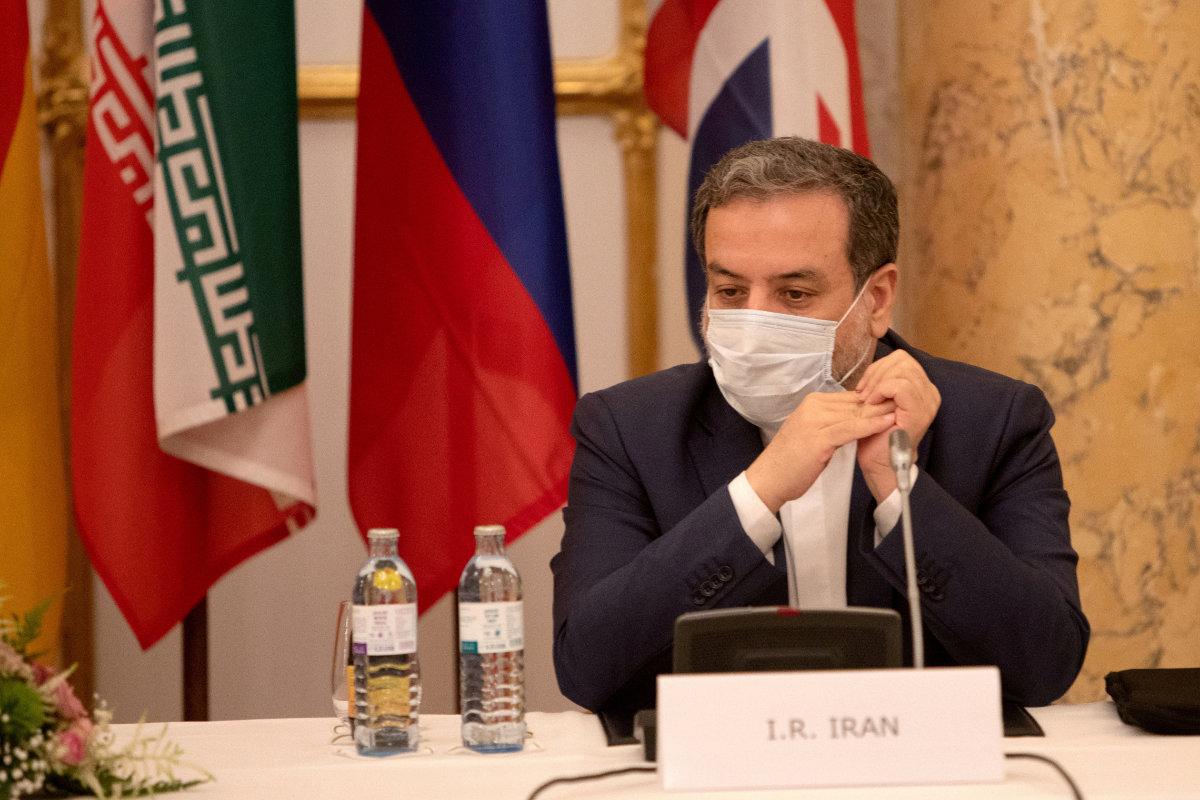 Iran's top nuclear negotiator, Abbas Araqchi. (REUTERS/File Photo)