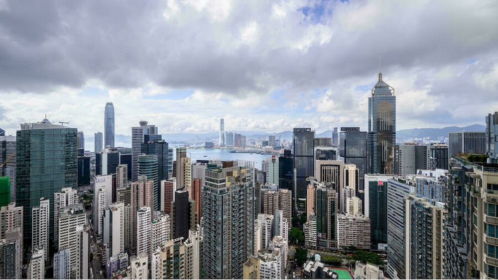 Hong Kong has long marketed itself as an international business centre that is free from China's authoritarian controls. — AFP file pic