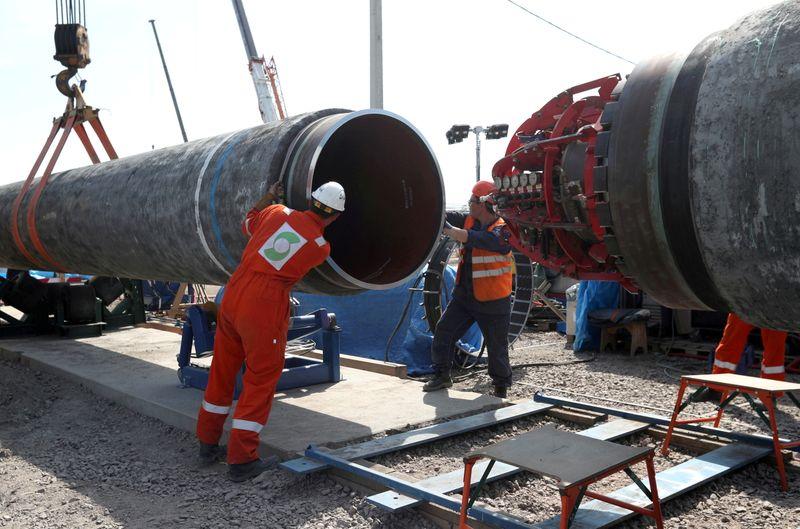 Ukraine seeks stronger security guarantees on Nord Stream 2