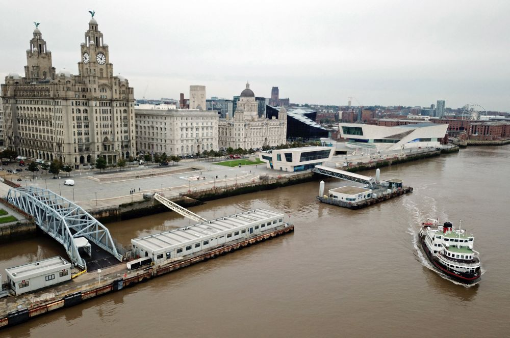 The UN's cultural agency Unesco on Wednesday voted narrowly to remove Liverpool's waterfront from its list of world heritage sites. — AFP pic