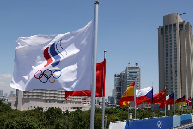 An ROC Flag
