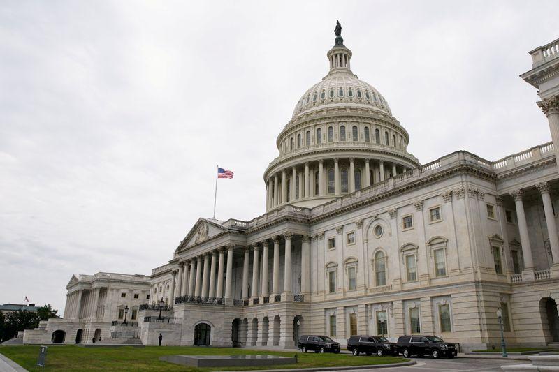U.S. Senate works to push $1 trillion bipartisan infrastructure bill to passage
