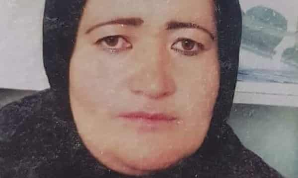 Negar Masumi, one of several female police officers to be killed by the Taliban