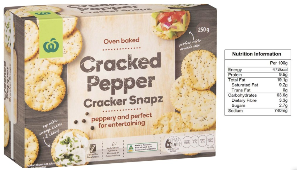 factwire crackers