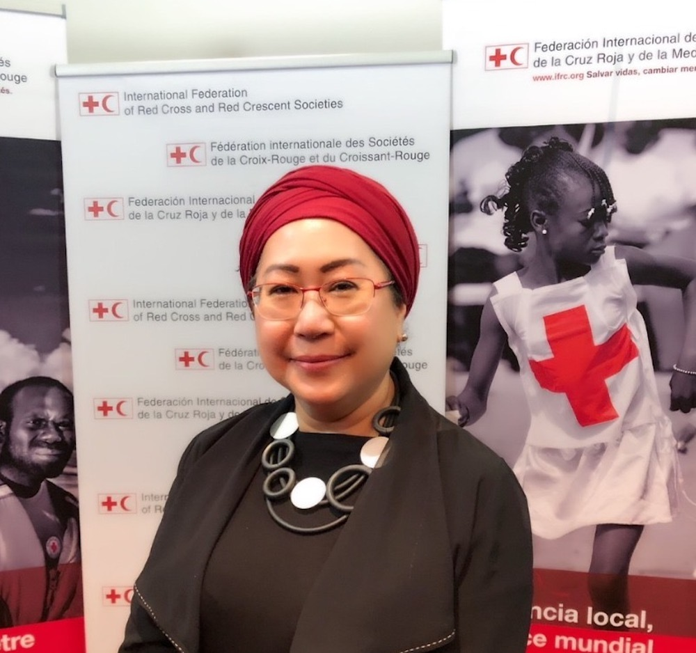 Tan Sri Dr Jemilah Mahmood, executive director at Sunway Centre for Planetary Health at Sunway University. — File picture courtesy of Wisma Putra