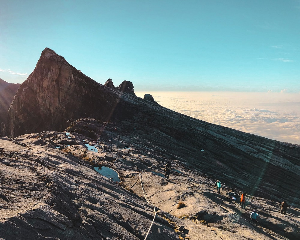 Kinabalu Park is home to Mount Kinabalu. ― Picture from Unsplash