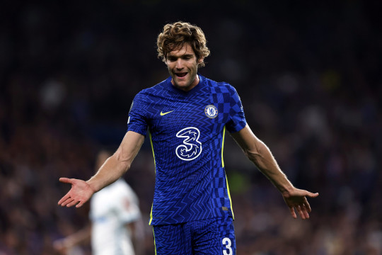 Marcos Alonso has made an impressive start to the season with Chelsea