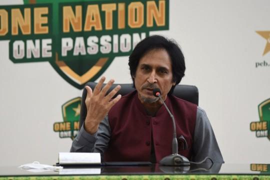 Pakistan Cricket Board chairman Ramiz Raja called the withdrawals 'absurd'