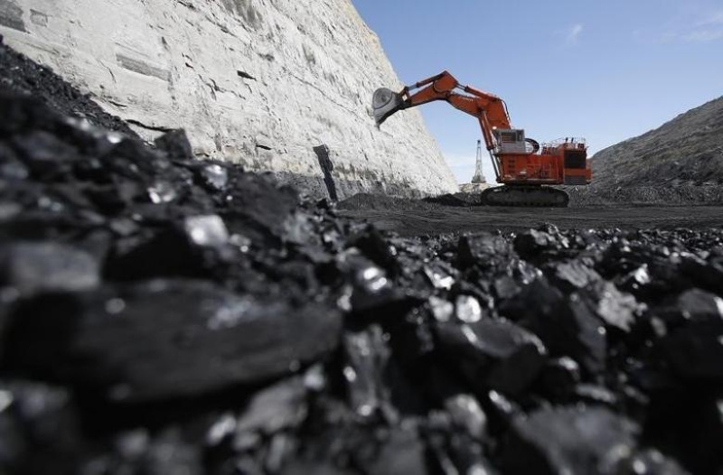 Researchers warned in a study that 89 per cent of global coal reserves — and 95 per cent of Australia's share — must be left untouched. — Reuters pic