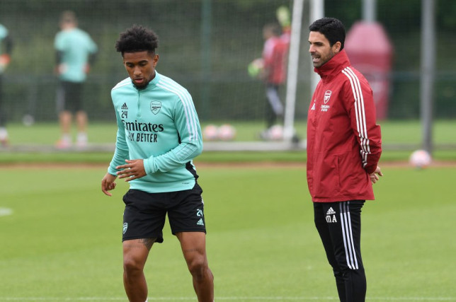 Feyenoord boss raises questions over Arsenal training intensity after Reiss Nelson injury