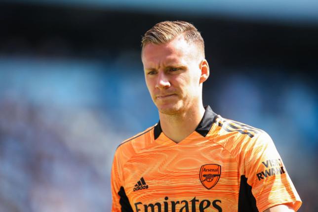 Mikel Arteta dropped Bernd Leno against Norwich last weekend