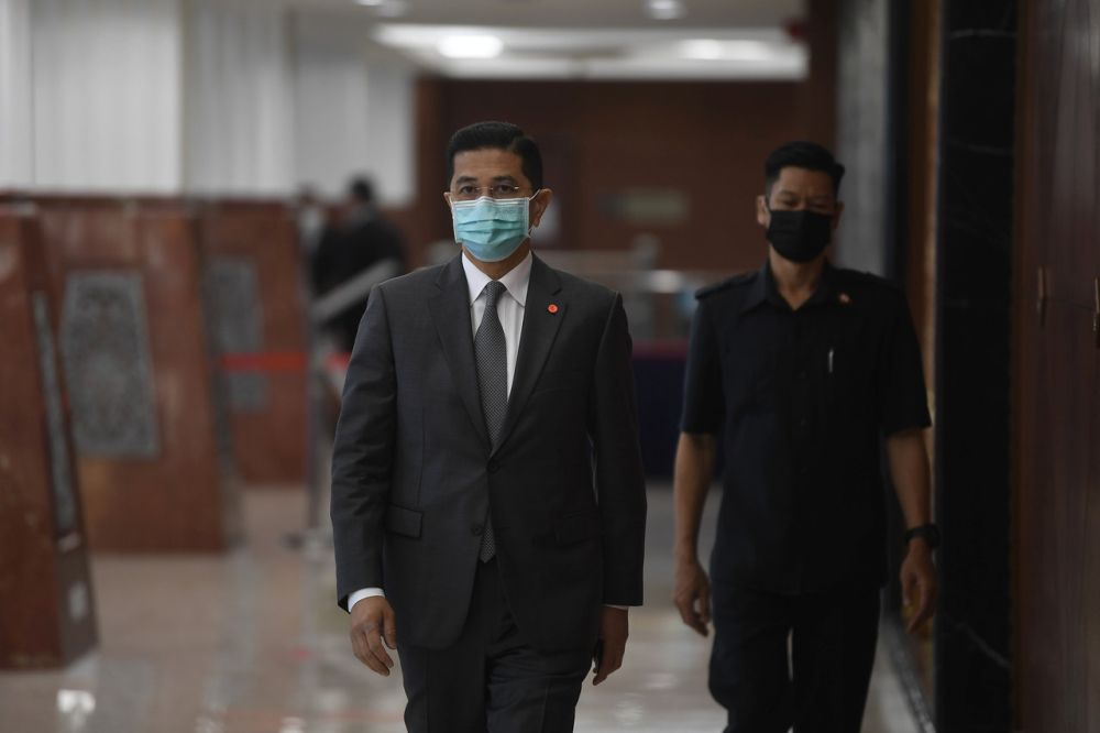 The senior minister is accompanied by senior Miti officials on the mission, which aims to demonstrate the Malaysian government's business-friendly policies and capabilities in strategic areas such as sustainability, high end manufacturing and Industry 4.0. — Bernama pic