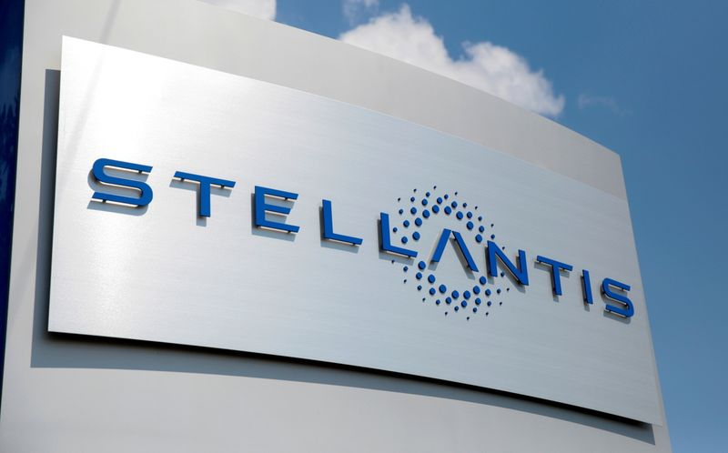 Stellantis criticised by unions in France over furlough scheme to cushion chip shortage