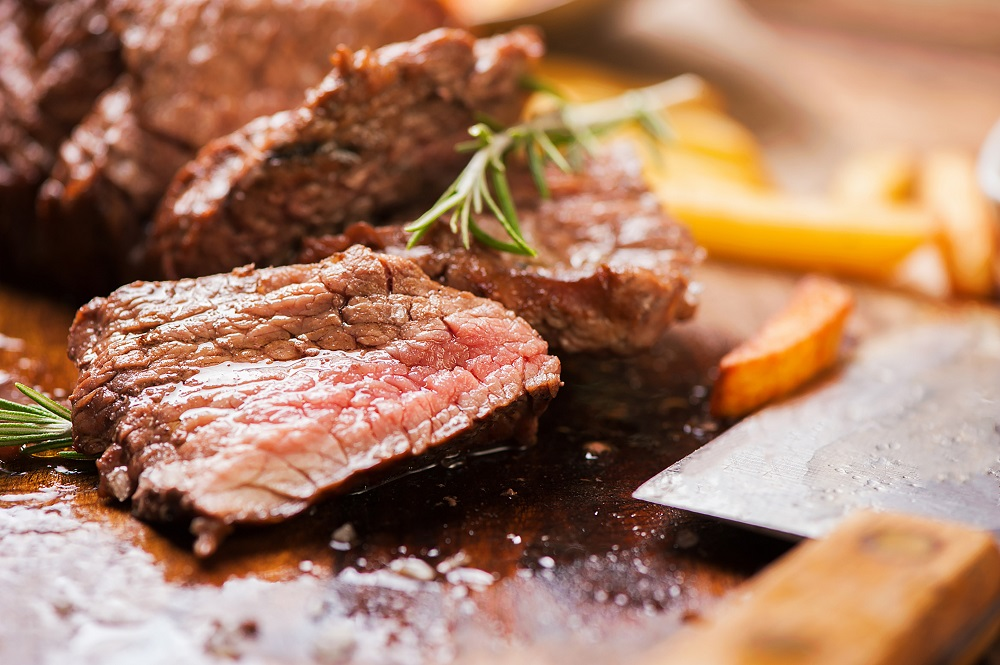 Beef was the largest-contributing commodity, responsible for some 25 per cent of food emissions. — IStock pic via ETX Studio