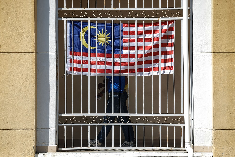 The report said 44 per cent of Malaysians believed the country's recovery will take between two and three years. ― Picture by Sayuti Zainudin