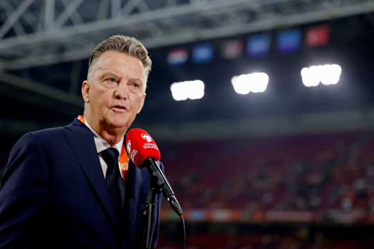 Louis van Gaal has come out of retirement to manage the Dutch national team