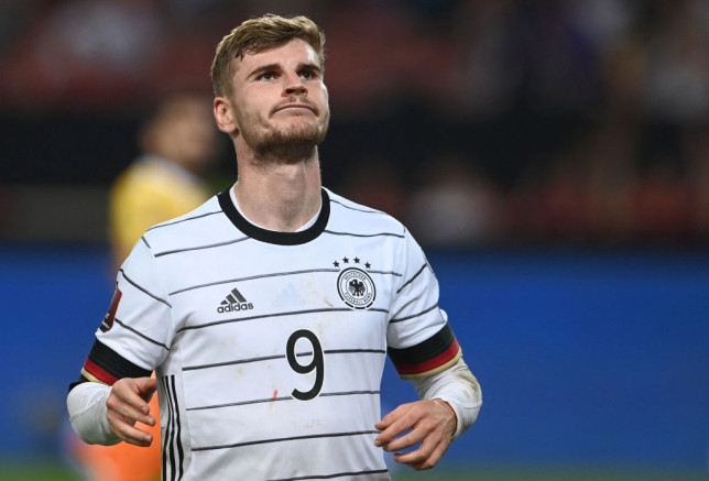 Timo Werner has been linked with a return to Germany and a move to Bayern Munich