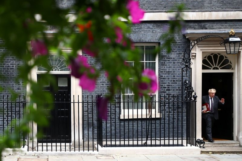 UK PM Johnson to reshuffle ministers on Wednesday - source