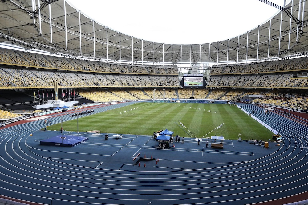 The Youth and Sports Ministry said plans to allow fans to be present at sports venues had been temporarily shelved so that a review of the details regarding the General Protocol for the Management of Spectators/Supporters could be carried out by taking into account current risk evaluation. — Picture courtesy of Hari Anggara