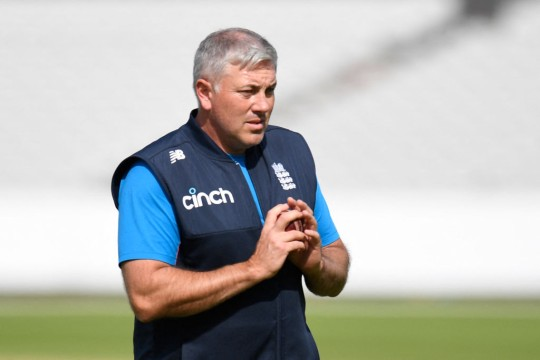 Chris Silverwood is hopeful England can 'do something special' in Australia