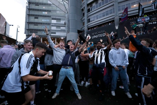 Mike Ashley finally sold Newcastle last week