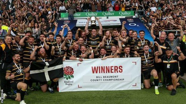 Cornwall win 2019 title