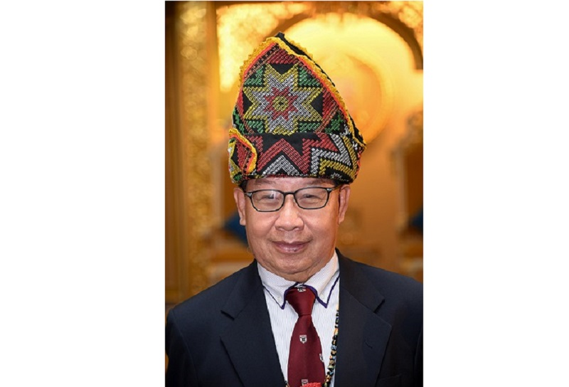 Deputy Chief Minister Datuk Seri Jeffrey Kitingan said that the first paragraph of Article 1(2) of the Constitution should only mention Malaya, Sabah and Sarawak. — Borneo Post Online pic