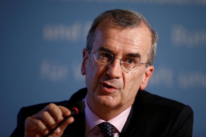 ECB May Need PEPP Flexibility for Future Stimulus, Villeroy Says