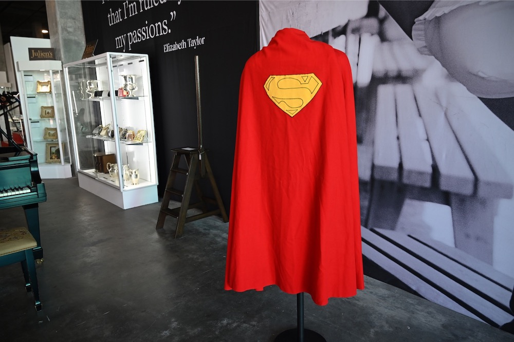 DC Comics announced that the new Superman, who is the son of Clark Kent and Lois Lane, will have a romantic relationship with a male friend. — AFP pic