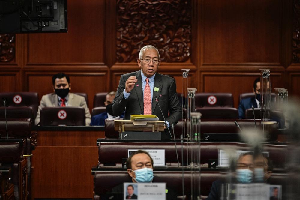 Rural Development Minister Datuk Seri Mahdzir Khalid said this dispelled claims that its sponsorship programme prioritised students from T20 families. — Bernama pic