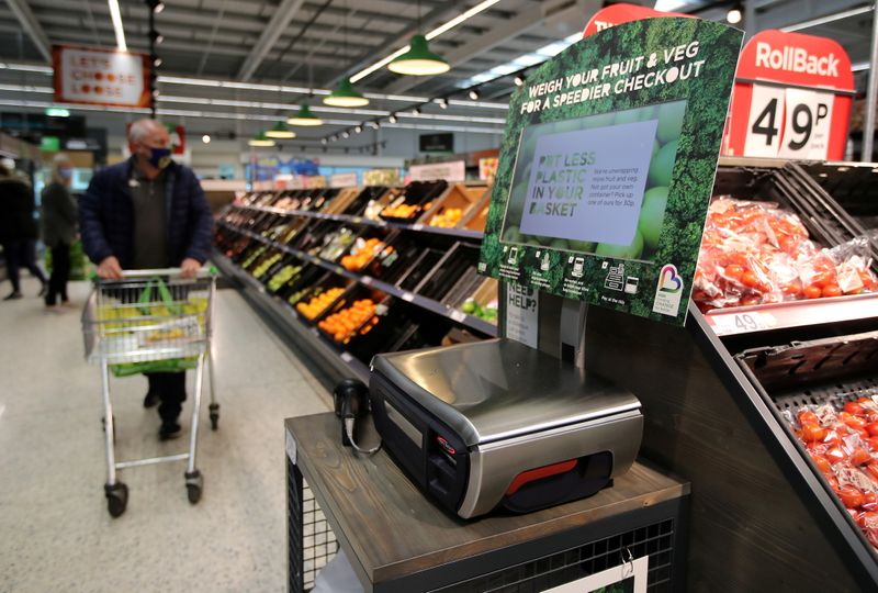 More pain for British consumers as grocery prices rise