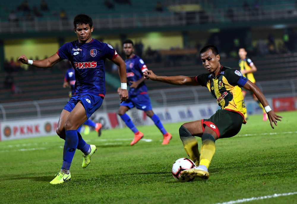 Serbegeth Singh also had praise for Baddrol Bakhtiar, whom he said performed well in the matches against Jordan and Uzbekistan, adding that the Kedah Darul Aman FC player's presence on the field was important for the younger players in the team. ― Bernama pic