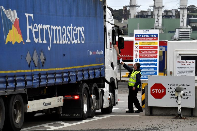Northern Ireland's DUP and business groups react cautiously to EU proposals