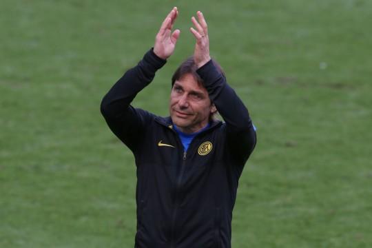 Former Inter manager Antonio Conte