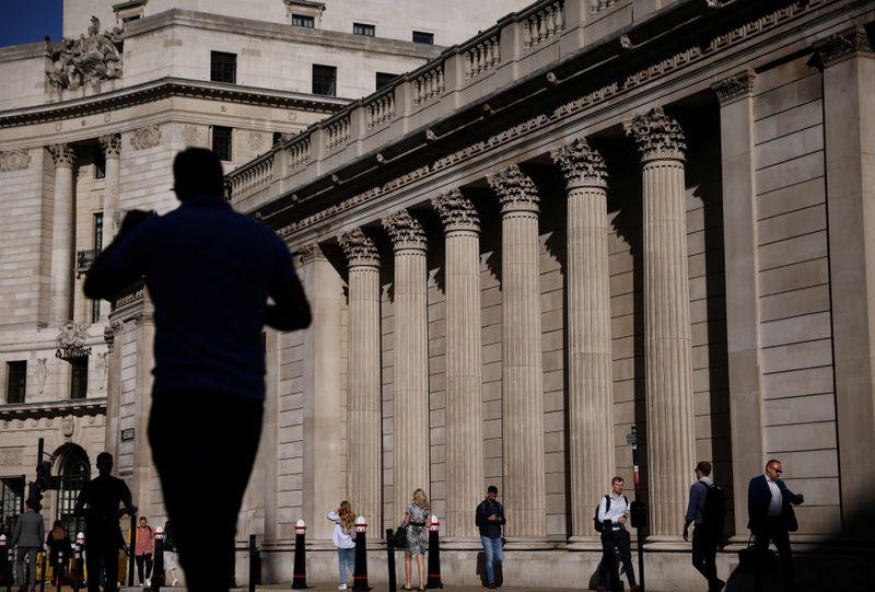 UK borrowing set to fall, Johnson still faces spending challenge - IFS