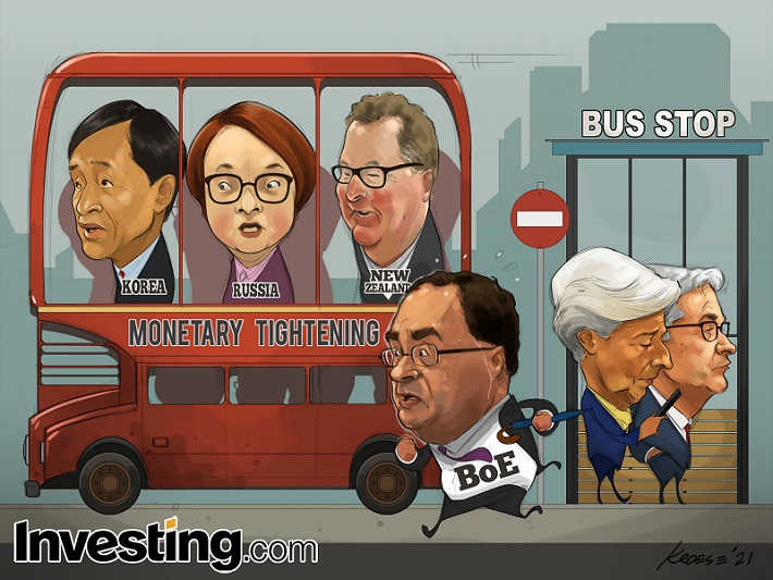 Weekly Comic: All Aboard the Bus to Higher Rates! (Well, Nearly All)