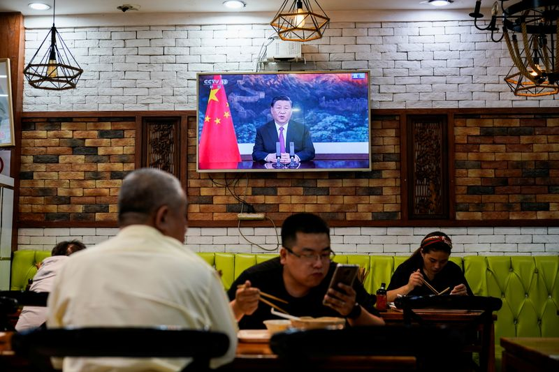 Xi Jinping inspects ties between Chinese financial companies and private firms - WSJ