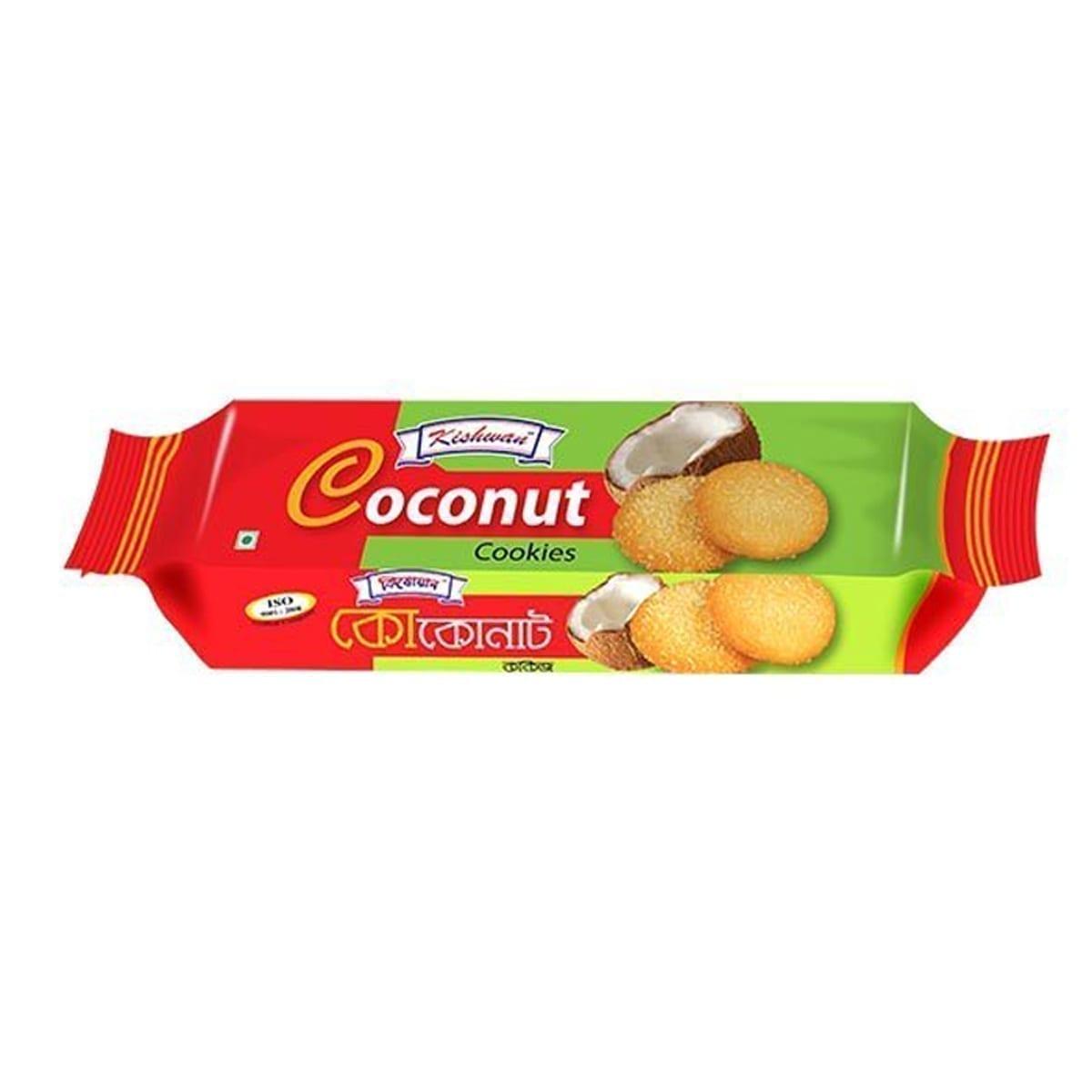 Coconut Cookies 270G Kishwan