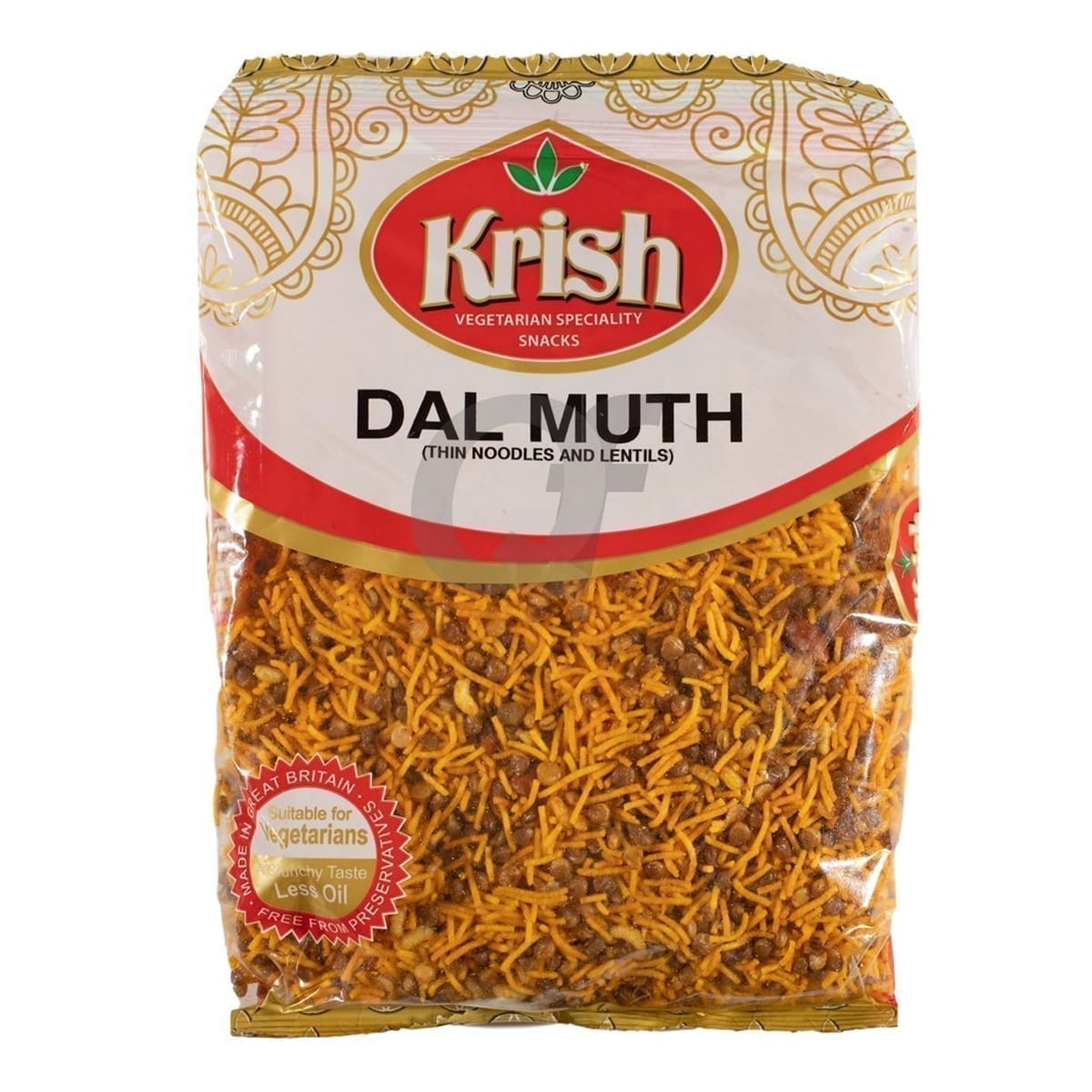 Dal Muth MixThin Noodles And Lentils 275G Krish