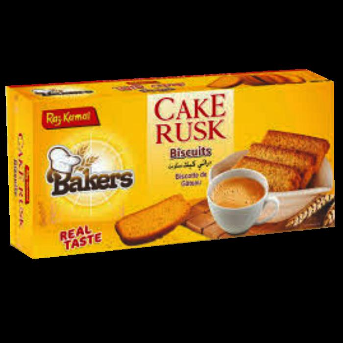 Dry Cake Rusk 350g Rajkamal