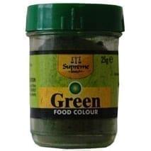 Food Colour Green 25G Supreme