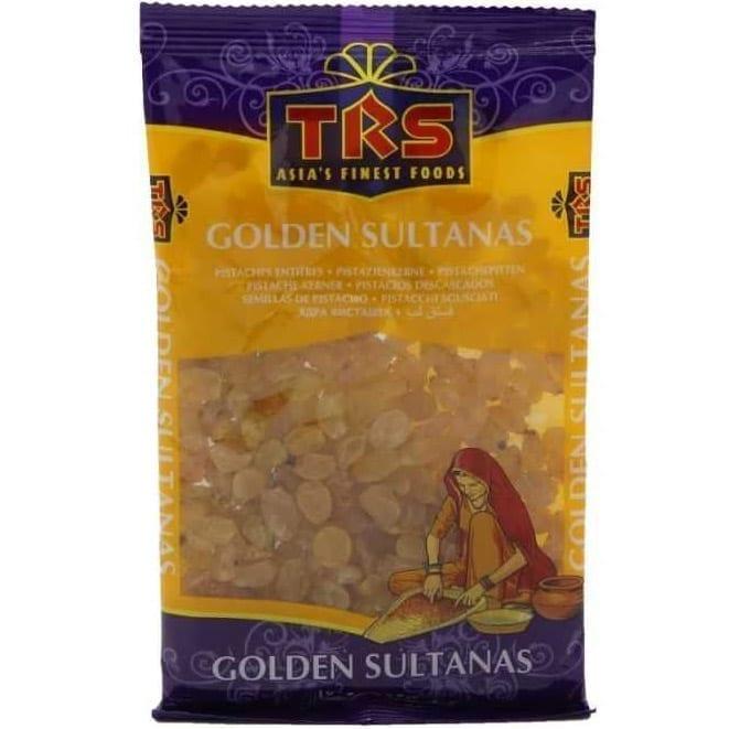 Golden Sultanas 250G Trs