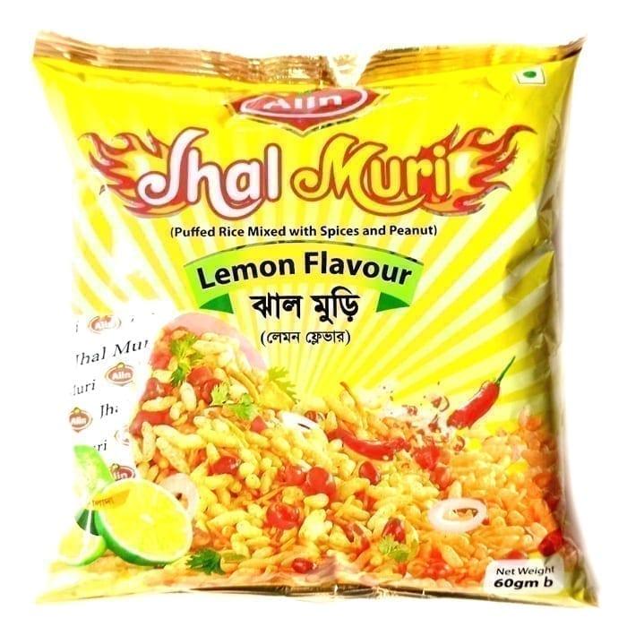 Jalmuri Lemon Fl 60G Alin