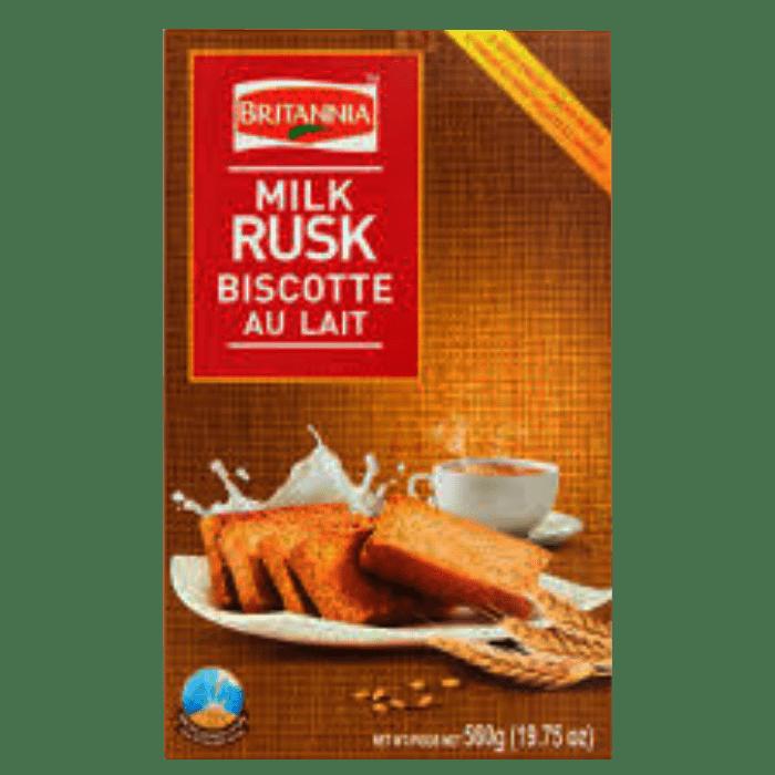 Milk Rusk 560g Britannia